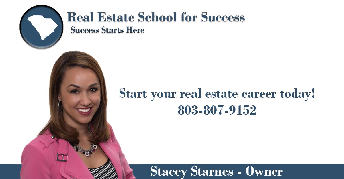South Carolina Real Estate School South Carolina Real